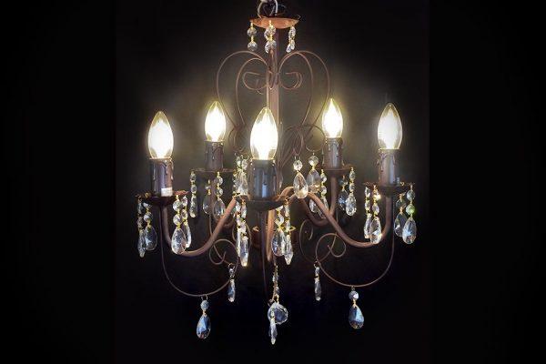 lampara decorativa bogota
